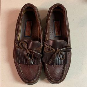 Men's leather Sperry Top-Sider size 9M